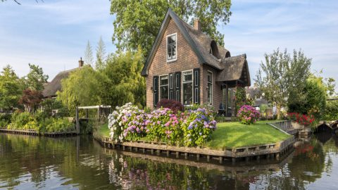 This Enchanting Car-free Dutch Village Is Right Out Of A Fairy Tale!