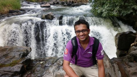 The Vagabonds #6: Exploring the world, one country at a time: Niranjan Das