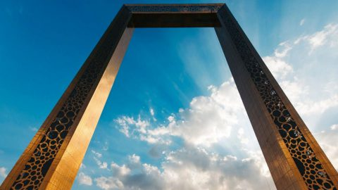 Step Inside the World's Largest Picture Frame, The Dubai Frame
